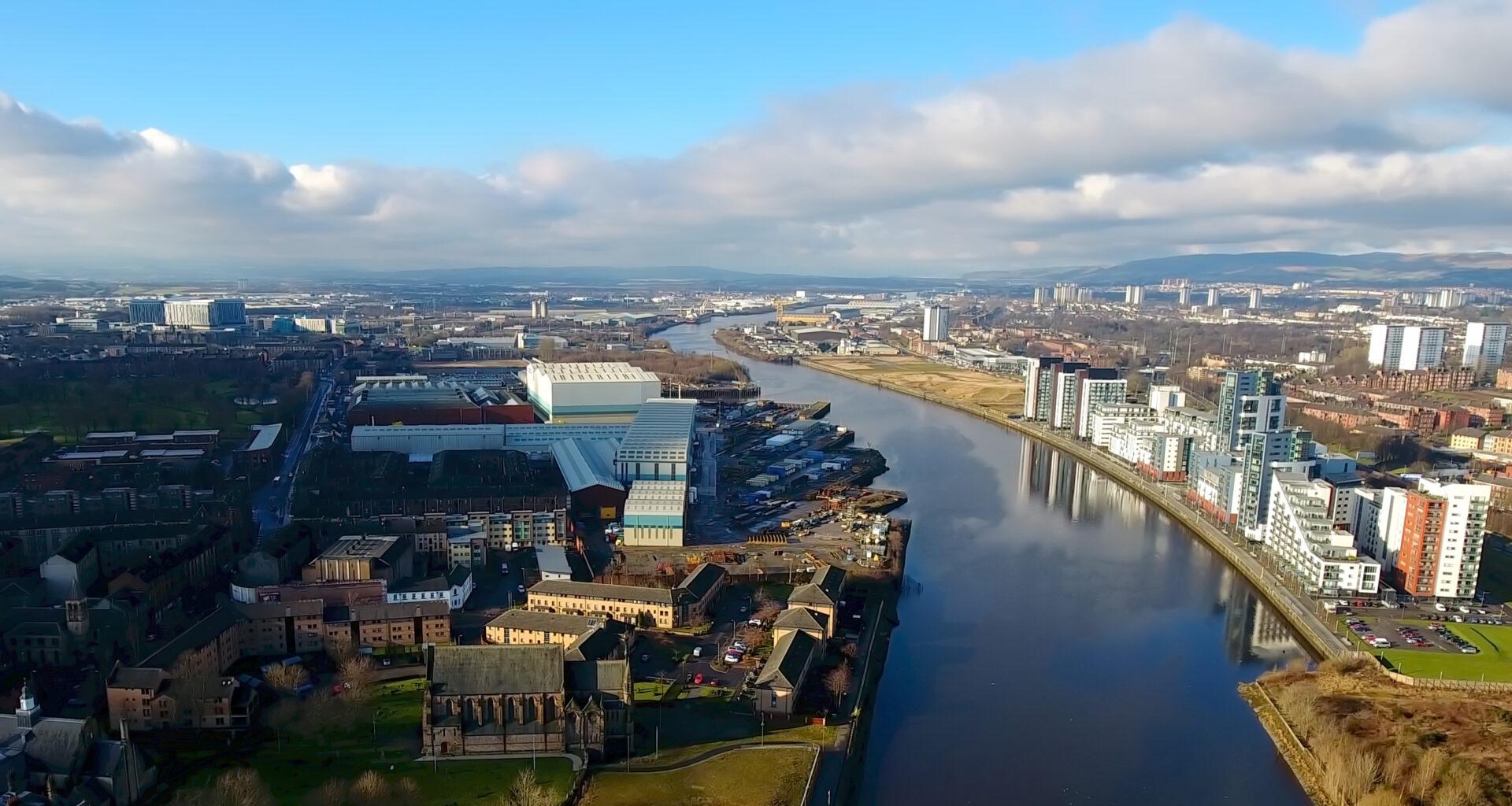 COP26: Shining a light on Glasgow